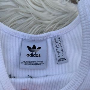 adidas Intimates & Sleepwear - Adidas Originals Ribbed Bra Top Size Small